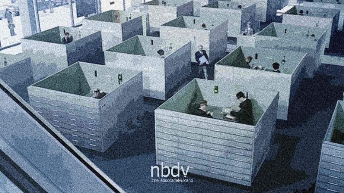 Open space - nbdv